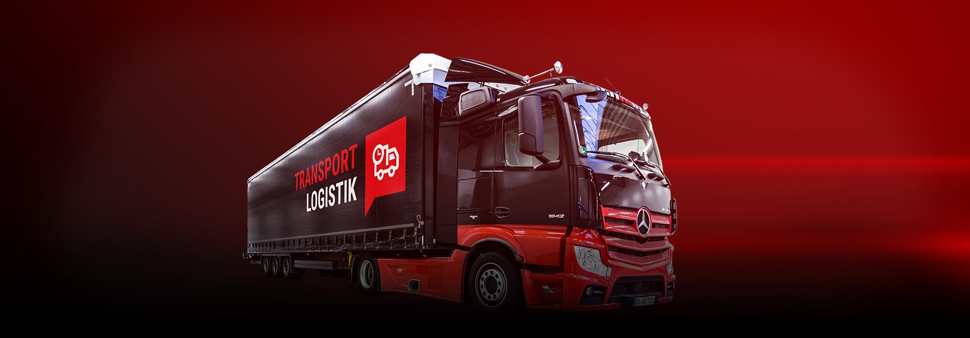 Logistik Schmitt- Werden Sie unser Transport-Partner